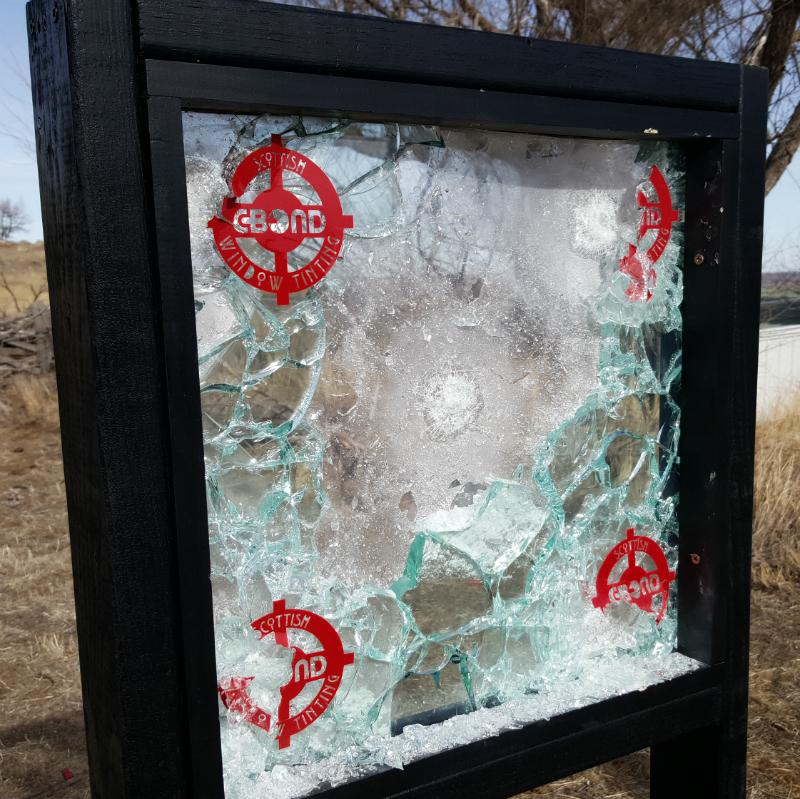 ballistic resistant window film