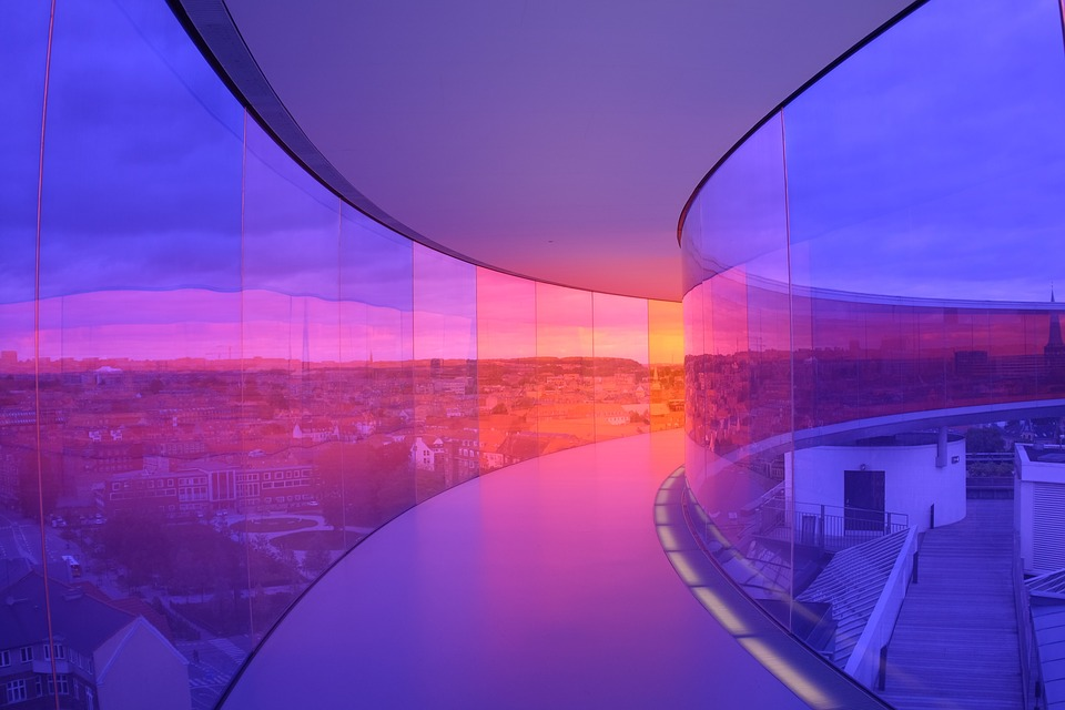 3m dichroic glass finishes new york